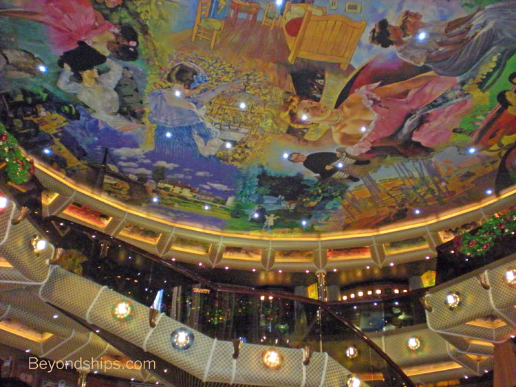 Carnival Conquest Photo Tour And Guide Page 1