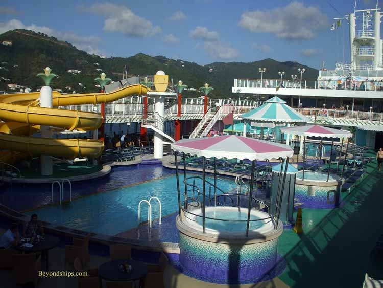 Norwegian Pearl Photo Tour And Cruise Ship Guide Page 2