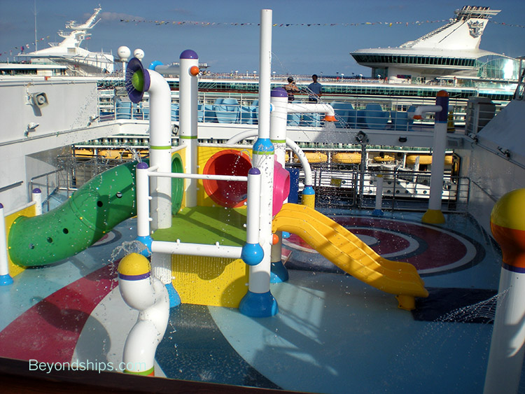 Carnival Splendor Photo Tour And Commentary Page - Pictures of carnival splendor cruise ship