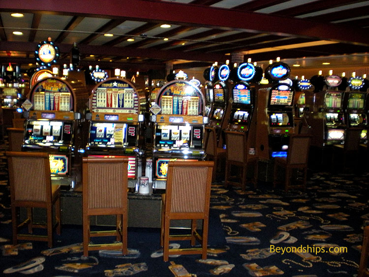 Rubyl Princess Cruise Ship PhotoTour And Commentary Page - Emerald princess casino