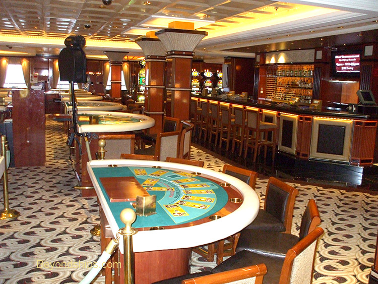 Caribbean Princess Article Revitalizing Caribbean Princess - Emerald princess casino
