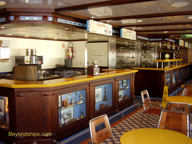 Jewel Of The Seas Photo Tour And Commentary Dining