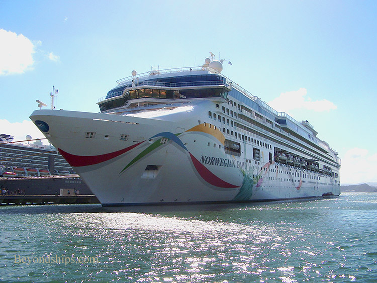 Norwegian Dawn Profile Page - Cruise ship dawn