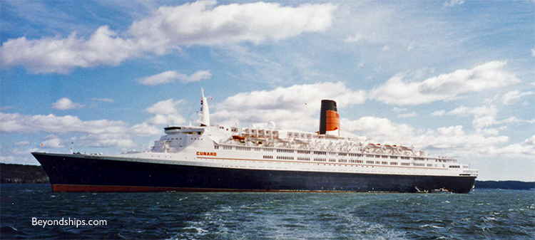 QE Profile And Guide - Qe2 cruise ship