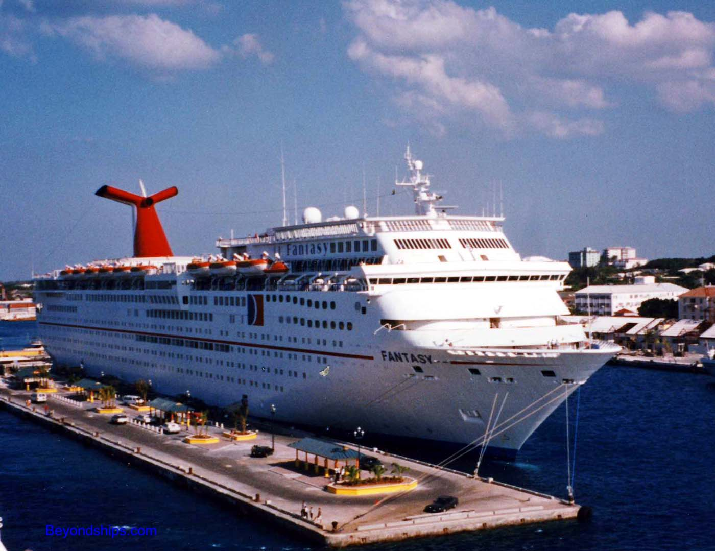 Cruise Line Fleets Carnival Cruise Lines