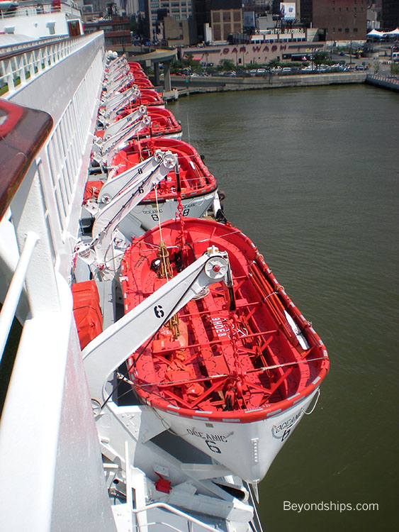 Bow Of A Boat >> Cruise article - Whatever happened to The Big Red Boat?