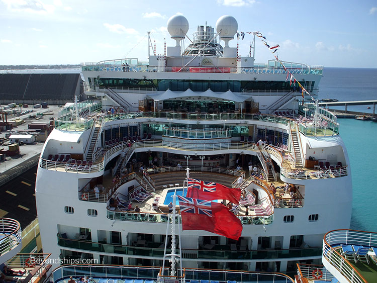 Cruises From Southampton >> Ventura Profile Page