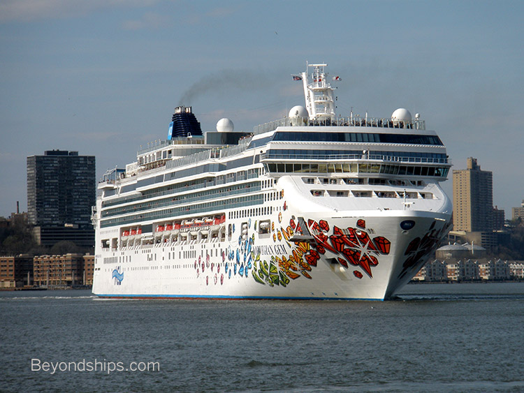 Norwegian Gem Profile Page