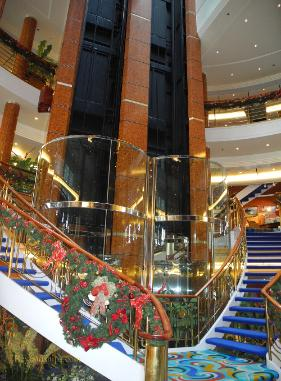 Norwegian Sun cruise ship interior