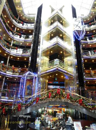 Carnival Ecstasy Photo Tour And Commentary
