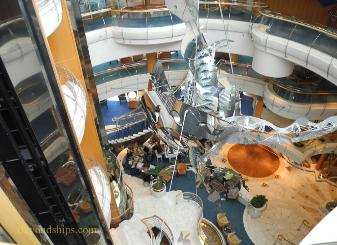 Vision Of The Seas Photo Tour And Commentary