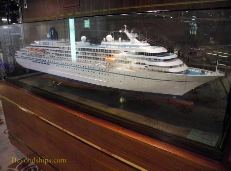 Amadea Photo Tour And Commentary Page - Amadea cruise ship itinerary