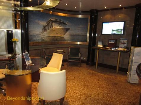 Royal Princess Future Cruise office