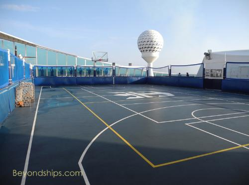 Liberty of the Seas sports
