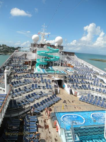 Carnival Victory Tour Page - Cruise ship victory