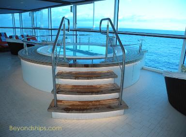 Celebrity cruises summit track