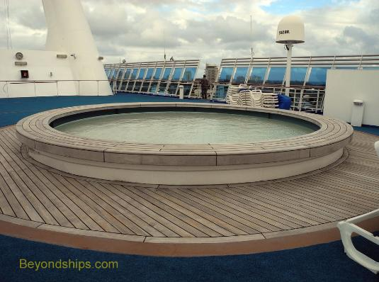 Coral Princess Splash Pool
