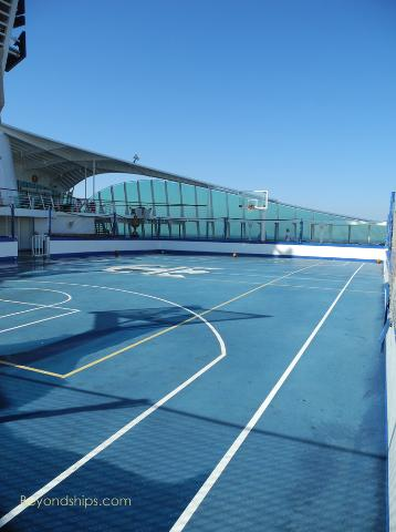 Explorer of the Seas, Sports Court