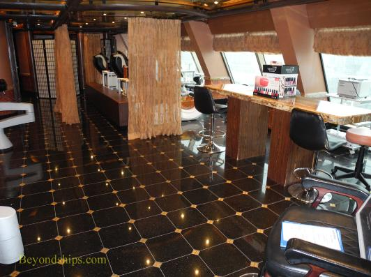 Carnival Splendor salon