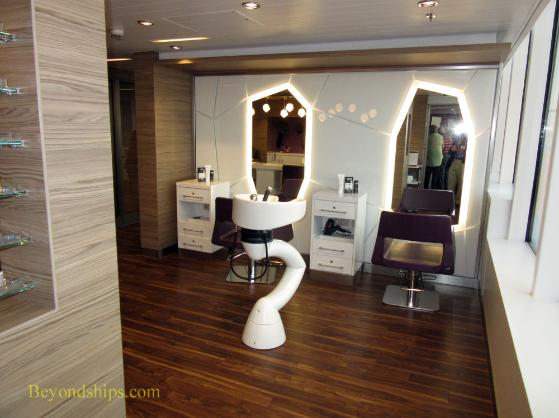 Quantum of the Seas salon