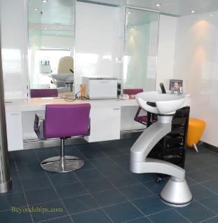 Carnival Breeze cruise ship salon