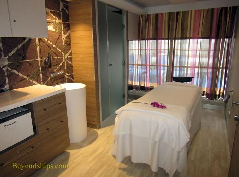 Quantum of the Seas spa
