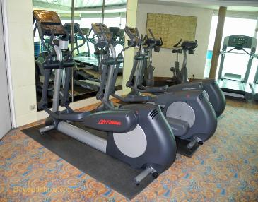 Vision of the Seas, fitness