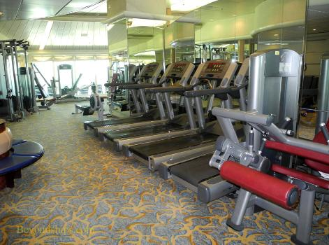 Grandeur of the Seas, fitness center