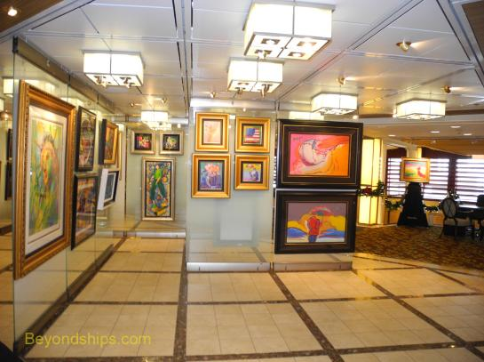 Celebrity Equinox art gallery