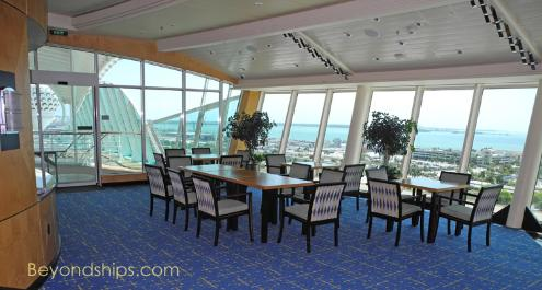 Liberty of the Seas card room