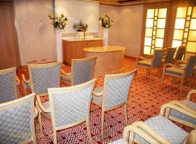 Norwegian Sun cruise ship chapel