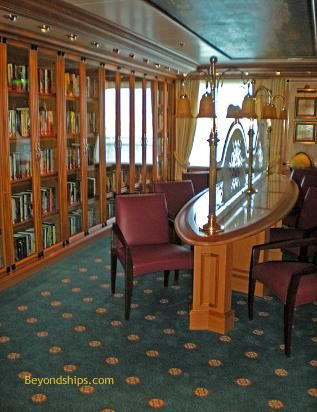 Ruby Princess library