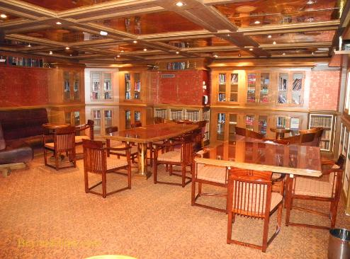 Carnival Liberty library