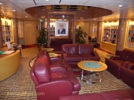 Liberty of the Seas library
