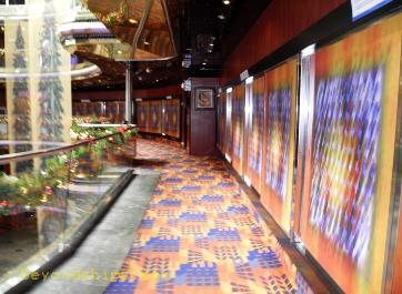 cruise ship Carnival Ecstasy photo shop