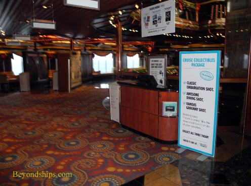 Cruise ship Carnival Paradise photo gallery