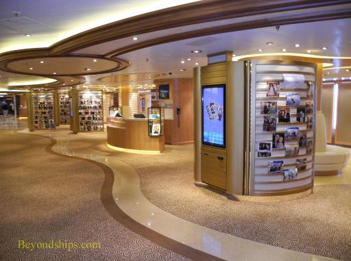 photo gallery, Regal Princess cruise ship