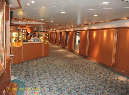 Cruise ship Sea Princess, photo gallery