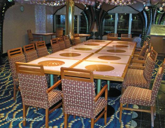 Conference room, Carnival Splendor cruise ship