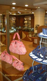 Ruby Princess shops