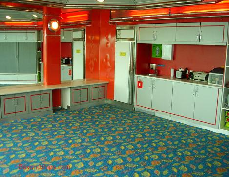 Grandeur of the Seas, children's facilities