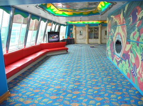 Vision of the Seas, Adventure Ocean