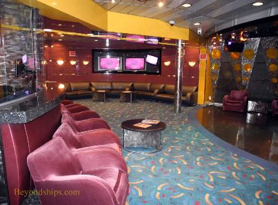 Grandeur of the Seas, teen club