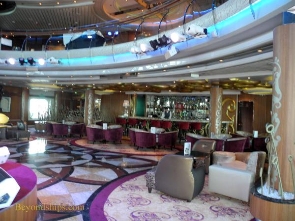 Legend of the Seas, cruise ship, R Bar