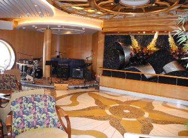 Independence of the Seas cruise ship Bolero's