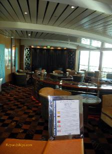 Brilliance of the Seas Concierge Club