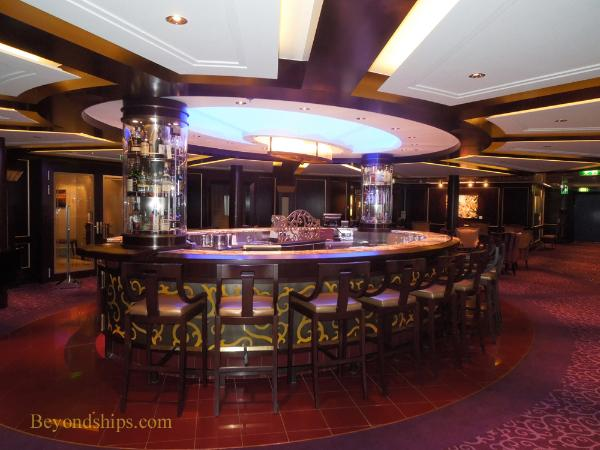 Celebrity Reflection cruise ship interior