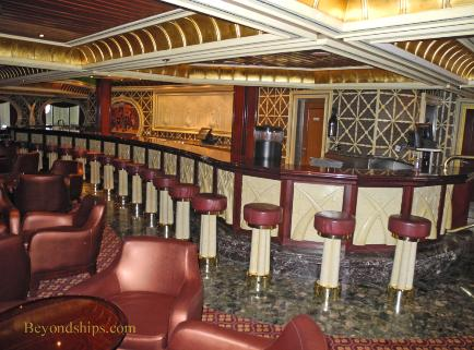 Cruise ship Carnival Glory Ivory Bar