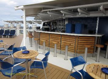 Celebrity Equinox bars and lounges