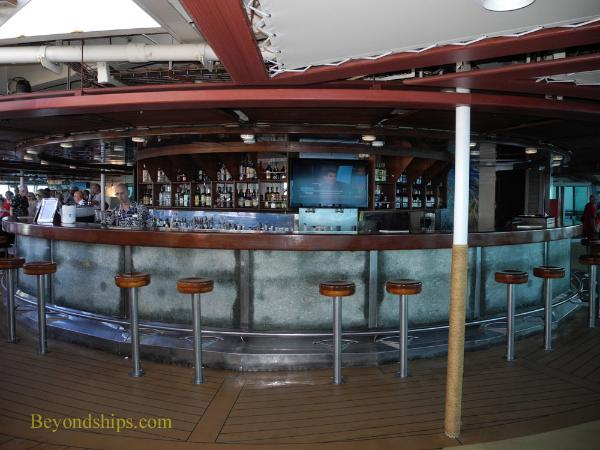 Legend of the Seas, cruise ship, Pool Bar